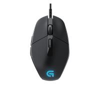 Chuột vi tính Logitech G302 Daedalus prime Moba Gaming - 4000DPI/6 nút/ AC 20G/mầu đen