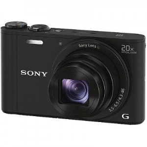 Máy ảnh Sony DSC-WX350/BC