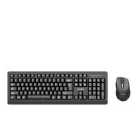 Bộ bàn phím chuột không dây SingPC WKB-1960CB, màu đen