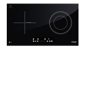Bếp hỗn hợp Steiger STG-MIX210, CS 4,6 KW, Mặt kính Schott Cerant, xuất xứ CHLB Đức