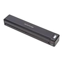 Máy quét cá nhân cầm tay Fujitsu Scanner ix100  có kết nối WIFI, tốc độ quét 5.2 giây/trang, tích hợp pin lithium. Kết nối USB 2.0. OCR: ABBYY FineReader for ScanSnap, hỗ trợ font tiếng Việt