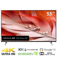 TV SONY 55 inch 4K XR-55X90J ( Smart, Full Array,Android 10, VoiceSeach, Cognitive Processor,Acoustics Surface Audio,100/120Hz )