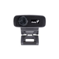 Webcam Genius FaceCam 1000X - HD720P 1280x720, MJPEG+WMV, MIC, IPM, USB