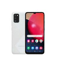 Điện thoại Samsung Galaxy A02s - White -64GB Dual Sim
