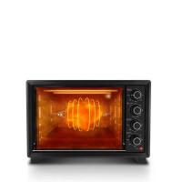 Lò Nướng Panasonic NB-H3801KRA, 1500W, 38L, chế độ nướng đối lưu và nướng 2 thanh nhiệt, cửa kính cách nhiệt 2 lớp