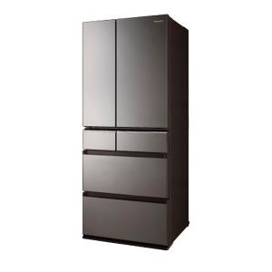 Tủ lạnh Panasonic 588L inverter NR-F610GT-X2(Econavi, 6 cửa, Thiết kế mặt kính phẳng, Làm đá tự động, Cấp đông mềm, Xuất xứ: Nhật Bản