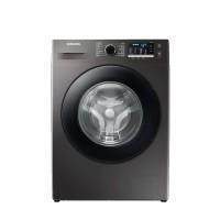 Máy giặt Samsung 9.5kg cửa trước Inverter WW95TA046AX/SV(EcoBubble™,Hygiene Steam diệt khuẩn 99,9%,Màu:Inox)