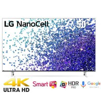 TV LG 50-inch NanoCell 4K 50NANO77TPA - webOS; VoiceSeach; ThinQ; 60Hz; BT5.0; Loa 2.0 20w