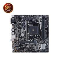 Bảng mạch chủ Asus A320M-K - AMD AM4/2*DDR4 2133/3*PCI-E x16/1*PCI-E x1/4*SATA3/M.2/ HDMI, VGA