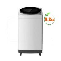 Máy giặt Sharp 8,2kg lồng đứng ES-W82GV-H(Lồng giặt Pump-up,Vỏ máy:Kim loại - Màu Xám Sáng)
