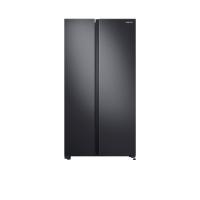 Tủ lạnh SBS Samsung 647L RS62R5001B4/SV (Inverter, công nghệ làm lạnh vòm, màu đen)