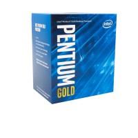 Bộ VXL Intel Pentium gold G6400 - 2x4.0GHz, 4MB, 14nm, HD610 350Mhz, 58W, LGA1200, Comet Lake, hàng chính hãng