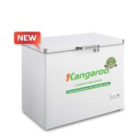Tủ đông Kangaroo 265L kháng khuẩn KG329NC1(Dàn Đồng,1 ngăn 1 cánh)