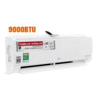Điều hòa LG 1 chiều Inverter ~9000 Btu V10APFU ( R32,DualCool,Tấm lọc 3M, Plasma kọc không khí,SmartThinQ )