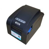 Máy in mã vạch APOS350BN in nhiệt trực tiếp, 230dpi, 2MB, 4inch or 127mm/s, 400-623tem/p, USb/COM/LAN, khổ 20-80mm, đầu in BH 6T