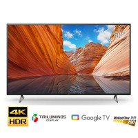 TV Sony 50-inch 4K X80J - Google TV; LED nền; XR200; Triluminos Pro; BT4.2; Loa 2.0 20W;