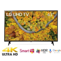 TV LG 43-inch 4K43UP7550PTC- webOS 6.0;Voice Search; 4K Upscaler,HDR 10 Pro, Loa 20 W,1130 x 722 x 231mm)