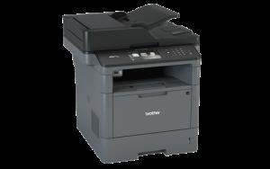 Máy in Laser đen trắng đa chức năng Brother MFC-5700DN (in, scan, copy, fax, đảo mặt, network), 40t/p, 1200dpi,