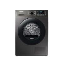 Máy sấy SamSung Heatpump 9.0kg cửa trước DV90TA240AX/SV(Sấy Bơm Nhiệt,Bộ 3 Cảm Biến Optimal Dry sấy khô đều,Màu:Platinum Silve)