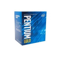 Bộ VXL Intel Pentium gold G6405 - 2x4.1GHz, 4MB, 14nm, HD610 350Mhz, 58W, LGA1200, Comet Lake, hàng chính hãng,