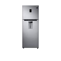Tủ lạnh SamSung 380L inverter RT38K5982SL (2 cửa,Ngăn đá trên,Làm đá tự động,Lấy nước ngoài,Màu:Bạc)
