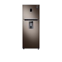Tủ lạnh SamSung 382L inverter RT38K5982DX/SV (Ngăn đá trên, Hai dàn lạnh độc lập, Ngăn lấy nước trên cánh tủ), Màu: Luxe Brown)