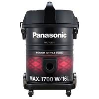 Máy hút bụi thùng Panasonic MC-YL631RN46 ( 1700W, 16 lít, bộ lọc kháng khuẩn, dây điện 8m, Made in Malaysia.