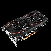 GIGABYTE™ GV-RX580GAMING-8GD MI- AMD Radeon RX 580