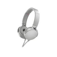 Tai nghe Sony EXTRA BASS MDR-XB550AP Over-Ear - màu trắng - màng loa 30mm loại vòm; dây 1.2m; 180g