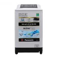Máy giặt Panasonic 10,0kg cửa trên NA-F100A4GRV(Hệ thống ActiveFoam,Màu:Xám)