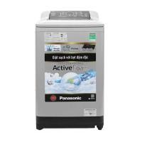 Máy giặt Panasonic 9,0kg cửa trên NA-F90A4GRV( Hệ thống ActiveFoam,Màu:Xám)