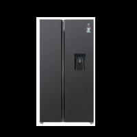 Tủ lạnh SBS Electrolux ESE6141A-BVN( Inverter UltimateTaste 700, 571 lít,lấy nước ngoài, Khay đá xoay, QuickFreeze,QuickChill )